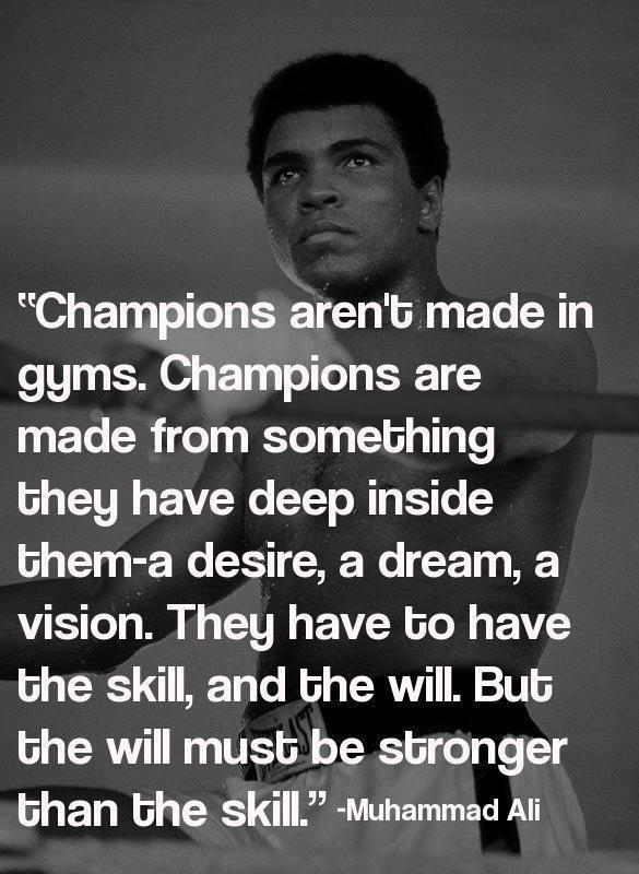 A legend.